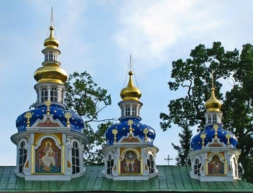 Свято-Успенский Псково-Печерский монастырь экскурсия ...