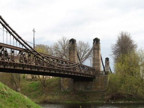 остров мосты