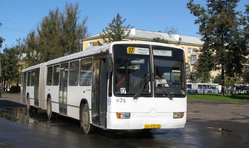 автобусы маршрута № 1 следуют