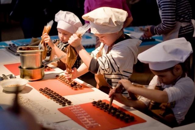 Мастер класс шоколад своими руками