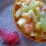 манго - fusion с фруктовым салатом