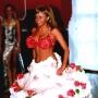 Праздничное платье к дню  рождения портала