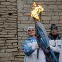 Эстафета Паралимпийского Огня, Масленица