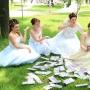 Сбежавшие невесты Cosmopolitan —2014 (Фотограф — Татиана Бушменкова)