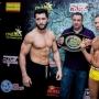 Взвешивание боксеров 12 февраля 2015