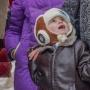 Основные масленичные гуляния вПскове развернулись 22 февраля на Октябрьской площади ивДетском парке. На празднике «Прощай, зимушка-зима !» выступали фольклорные коллективы, ажители игости города смогли поучаствовать вма