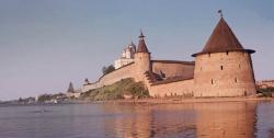 Велик и славен город Псков, торжественный вечер