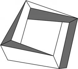 Геометрия картин, выставка