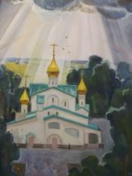 Художники  Пскова выскажутся  о главном: о Вере, Надежде и  Любви.