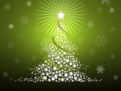 Рождественская благотворительная ёлка