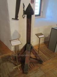 Орудия пыток средневековой Европы, выставка (16+)
