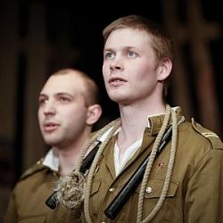 «Солдатики», спектакль (16+)