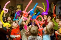 Детский праздник в