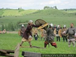 Исаборг, фестиваль раннесредневековой культуры Руси и ее соседей  (0+)