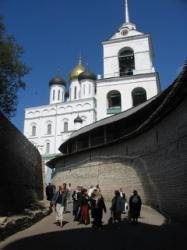 Групповая пешеходная экскурсия по Пскову (0+)