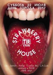 Strawberry House, вечеринка (18+)