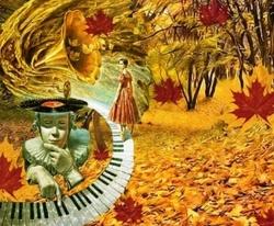 Мелодии осени, литературно-музыкальная программа (0+)