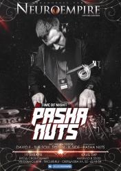NEUROEMPIRE : PASHA NUTS, вечеринка (18+)