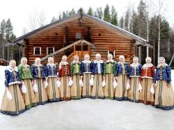Государственный Академический Северный Русский Народный Хор С Программой «Приезжайте к нам на Север!» (6+)