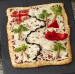 Пицца «Карта сокровищ», кулинарный мастер-класс (6+)