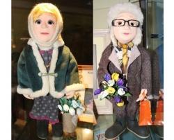 Кто в куклы не играл, тот счастья не видал, выставка кукол (0+)