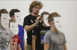 Маска. Теория и практика, летний курс от театральной мастерской