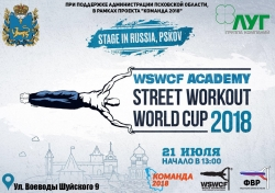 Российский этап Кубка мира по воркауту (0+)