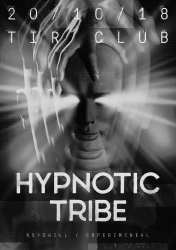 Hypnotic Tribe – ethno electronica – Псков (18+)