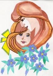 Областная выставка детского творчества, посвященная Дню матери (6+)