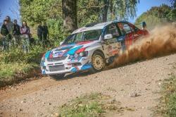 1-й этап чемпионата Псковской области по ралли