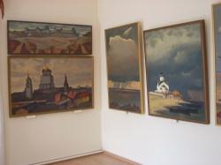 «Пушкин и земля Псковская», постоянная фондовая выставка П. П. Оссовского (6+)