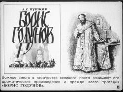 «Из истории создания драмы «Борис Годунов», постоянная фондовая выставка (6+)