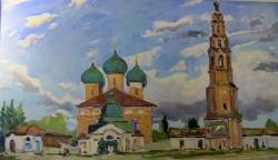 «Сельские храмы России», выставка (6+)