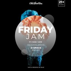 Friday JAM, вечеринка (18+)