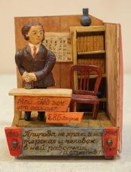 «Четыре грани творчества», выставка деревянных скульптур (6+)