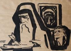 «К 150-летию создания оперы «Борис Годунов» М.П.Мусоргского», выставка (6+)