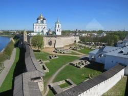 Сборная экскурсия по Псковскому кремлю  (6+)