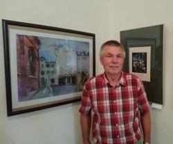 Выставка графики, посвященная Старому городу Риги (6+)