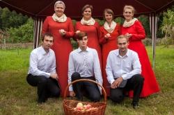 Летние вечера в Пушкинском Заповеднике. «Вот яблоки так яблоки, на славу!»,  литературно-музыкальная программа (12+)