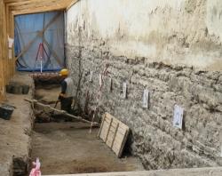 «Археологические открытия у Поганкиных палат», выставка (6+)
