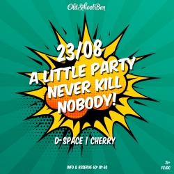 D-Space&Cherry, вечеринка (18+)
