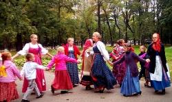 «Осенины», фольклорный праздник (0+)