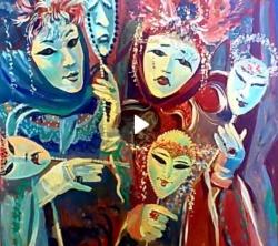«Весь мир театр, а люди в нем актеры», выставка (6+)