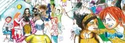 Встреча с французскими иллюстраторами книг для детей и подростков (12+)