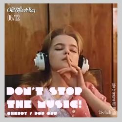 Cherry/Pop OFF, вечеринка (18+)