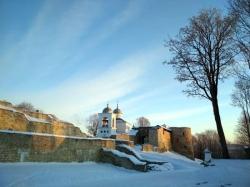 Новый 2020 год и Рождество Христово в Государственном музее-заповеднике «Изборск» (6+)