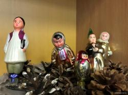 Выставка старинных елочных игрушек (6+)
