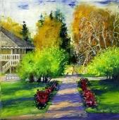 «Спешите в мой прохладный сад, поклонники прелестной Флоры!», выставка (6+)