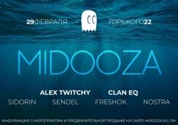 Midooza, вечеринка (18+)