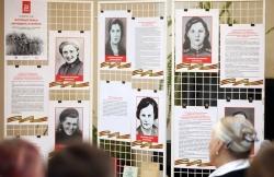 «Женщины в войне», фотовыставка (6+)